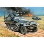 Zvezda 1:35 Sd.Kfz.251:3 Ausf. B Mittlerer Funkpanzerwagen 3604