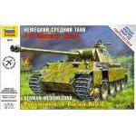 Zvezda 1:72 Panzerkampfw V Panther Ausf. D 5010 harcjármű makett