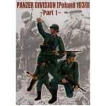 Trumpeter 1:35 Panzer Division (Poland 1939) - Part 1