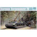 Trumpeter 1:35 German Bergepanzer IV 00389 harcjármű makett