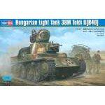 Hobbyboss 1:35 Hungarian Light Tank 38M Toldi II(B40) 82478 tank makett