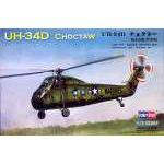 Hobbyboss 1:72 UH-34D Choctaw 87222 helikopter makett