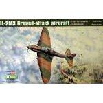 Hobbyboss 1:32 IL-2M3 Ground-attack 83204 repülő makett