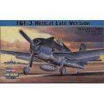 Hobbyboss 1:48 British Fleet Air Arm Hellcat Mk.I 80359 repülő makett