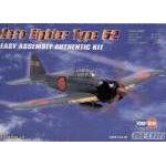 Hobbyboss 1:72 Zero Fighter Type 52 80241 repülő makett