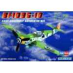 Hobbyboss 1:72 BF-109G-10 80227 repülő makett