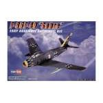 Hobbyboss 1:72 F-86F-40 Sabre 80259 repülő makett