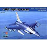Hobbyboss 1:72 F-16C Fighting Falcon 80274 repülő makett
