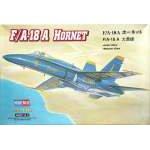 Hobbyboss 1:72 F:A-18A hornet 80268 repülő makett