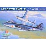 Hobbyboss 1:72 Seahawk FGA.6 87251 repülő makett