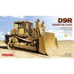 Meng Model 1:35 D9R Ízraeli páncélozott bulldózer MMSS-002