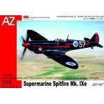 """AZ Model 1:72 - SUPERMARINE SPITFIRE MK. IXC """"IDF/AF"""" AZ7401"""