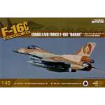 Kinetic 1:48 Lockheed-Martin F-16C Block 40 Israeli Air Force ´Barak´