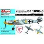 AZ Model 1:72 - MESSERSCHMITT BF 109G-6 JAGDGESCHWADER JG.3