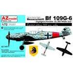AZ Model 1:72 - MESSERSCHMITT BF 109G-6 JG.300 - AZ7457