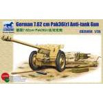 Bronco Models 1:35 - German 76.2mm Pak36(r) Anti-Tank Gun