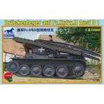 Bronco Models 1:35 Bruckenleger Auf Pz.Kpfw.II Ausf.D1