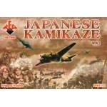 Red Box 1:72 - Japanese kamikaze figura makett
