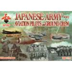 Red Box 1:72 - Japanese airmen figura makett