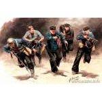 Masterbox 1:35 Soviet Marines, Attack, 1941-1942. Eastern Front Battle S