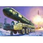 Zvezda 1:72 Ballistic Missile Launcher ´Topol´
