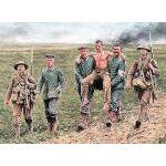 Masterbox 1:35 British and German soldiers, Somme Battle, 1916
