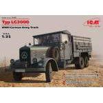 ICM 1:35 ICM Typ LG3000 , WWII German Army truck