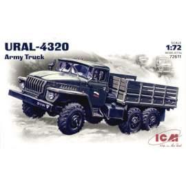 ICM - 1:72 Ural 4320 Soviet Army Truck