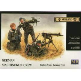 Masterbox 1:35 German (WWII) Machine-Gunners, Eastern front 1944
