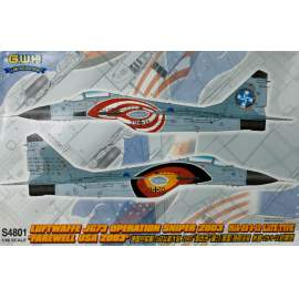 Great Wall Hobby 1:48 Mig-29 Luftwaffe JG.73 Operation Sniper 2003 late