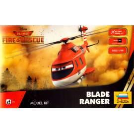 Zvezda - Disney Repcsik: A mentőalakulat - Blade Ranger 1:100