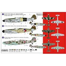 AZ Model - 1:72 Messerschmitt Bf-109G-10 Special markings (Diana)