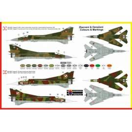 KP Model - 1:72 MIG-23MF