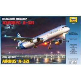 Zvezda 1:144 Airbus A321