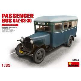 Miniart 1:35 Passenger Bus GAZ-03-30