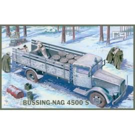 IBG Model 1:35 BUSSING-NAG 4500S