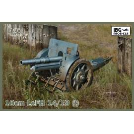 IBG Model 1:35 10cm LeFH 14/19 (t)