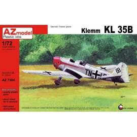 AZ Model - 1:72 Klemm Kl 35B