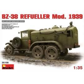 Miniart -  1:35 BZ-38 Refueller Mod. 1939