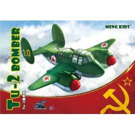 Meng Model Tu-2 Bomber