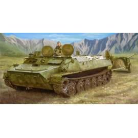 Trumpeter 1:35 - Soviet MT-LB harcjármű makett