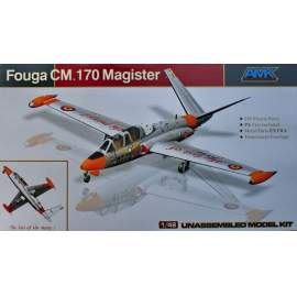 AMK - 1:48 Fouga CM.170 Magister