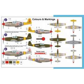 AZ Model 1:72 P-51B Mustang 52nd FG