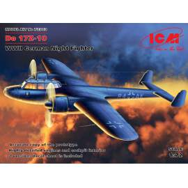 ICM 1:72 Dornier Do 17Z-10 WWII German Night Fighter