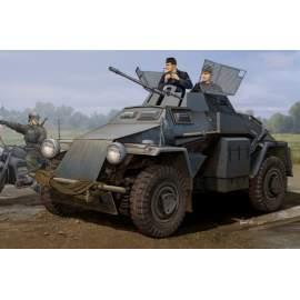 HobbyBoss 1:35 Sd.Kfz.222 Leichter Panzerspahwagen