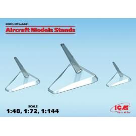 ICM - Aircraft Models Stands (Repülőgép állványok - 1:48, 1:72, 1:144)