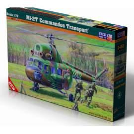 Mistercraft 1:72 Mi-2T Commandos Transport