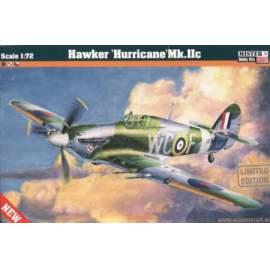 Mistercraft 1:72 Hawker Hurricane Mk.IIc
