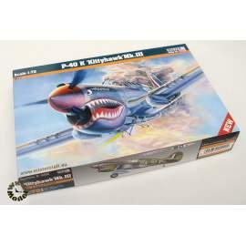 Mistercraft 1:72 P-40 K Kittyhawk Mk.III