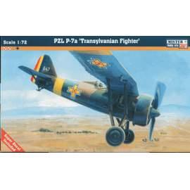 Mistercraft 1:72 PZL P-7 Transylanian Fighter